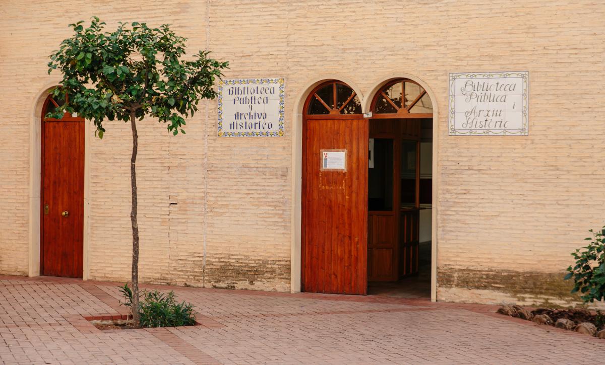 archivo histórico Elche