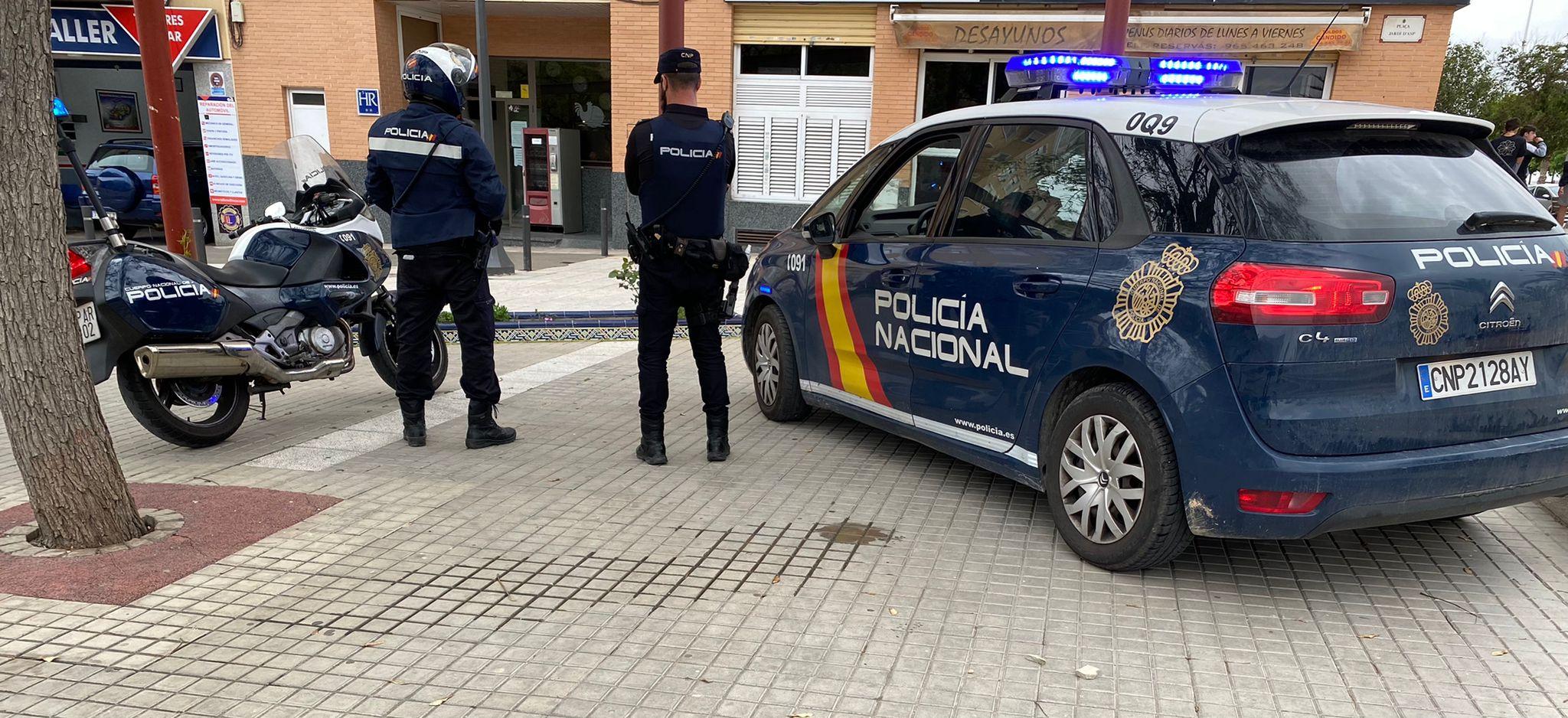 Policía Nacional de Elche