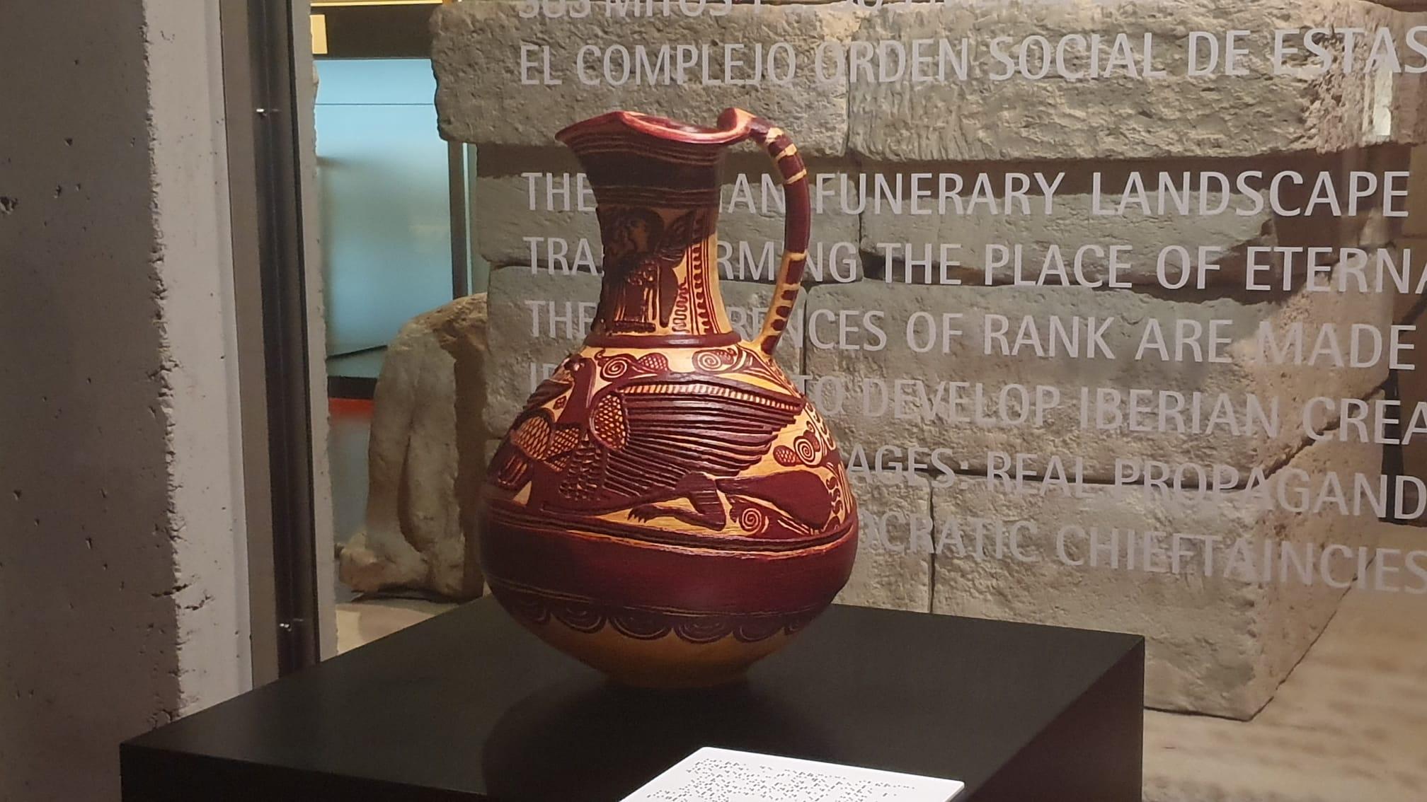 cerámica íbera